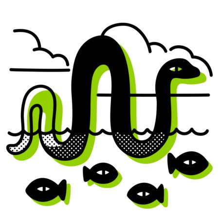 N, Nessie