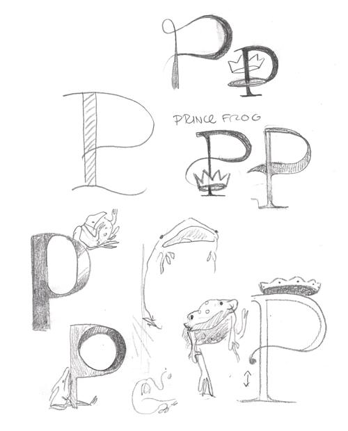 36DOT-PencilSketches