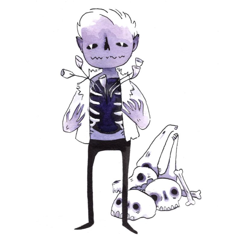 Illo-GhoulLove